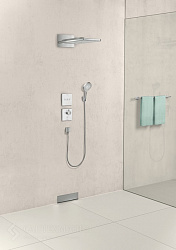 Термостат для душа Hansgrohe ShowerSelect Highflow 15735600